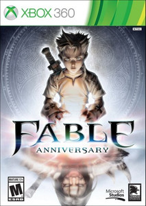 New Sealed Fable Anniversary - Xbox 360 Game