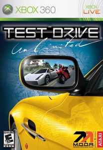Test Drive Unlimited - Xbox 360 Game