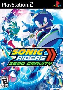 Sonic Riders: Zero Gravity - PS2 Game