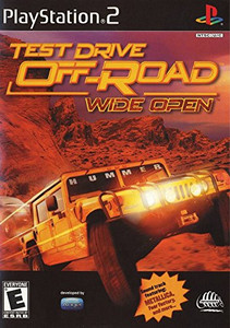 Test Drive Off-Road Wide Open - PS2 Game