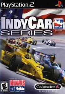 IndyCar Series - PS2 Game