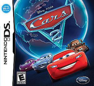 Cars 2, Disney - DS Game