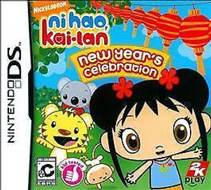 Ni Hao, Kai-lan: New Year's Celebration - DS Game