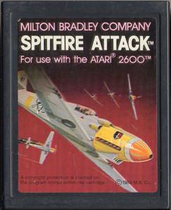 Spitfire Attack - Atari 2600 Game
