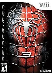 Spider-Man 3 - Wii Game