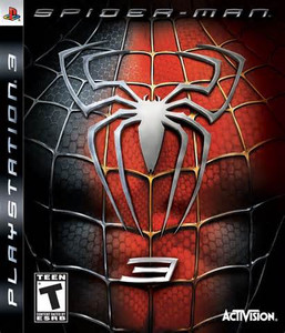 Spider-Man 3 - Wii Game