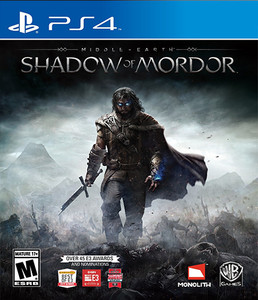 Shadows of Mordor - PS4 Game