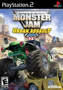Monster Jam Urban Assault - PS2 Game
