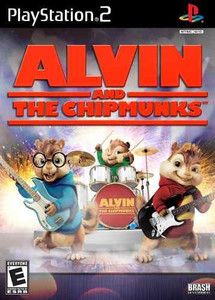 Alvin and the Chipmunks - PS2 Game