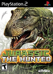 Jurassic: The Hunted - PS2 Game