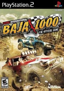 SCORE International Baja 1000 - PS2 Game