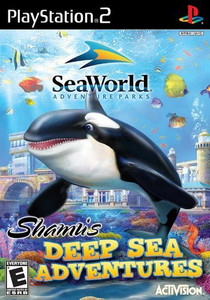 Shamu's Deep Sea Adventure - PS2 Game