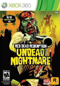 Red Dead Redemption Undead Nightmare - Xbox 360 Game