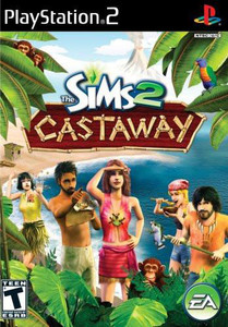 Sims 2 Castaway, The - PS2 Game