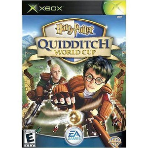 Harry Potter Quidditch World Cup - Xbox Game