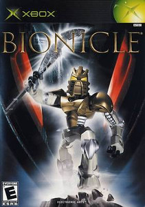 Bionicle - Xbox Game