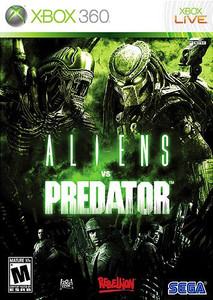 Aliens Vs Predator - Xbox 360 Game