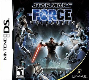 Star Wars The Force Unleashed - DS Game