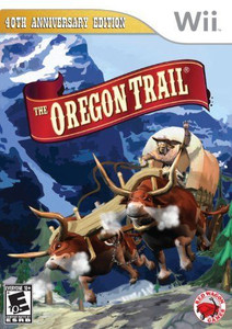 Oregon Trail, The - Wii Game