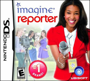 Imagine Reporter - DS Game