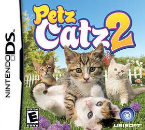 Petz Catz 2 - DS Game
