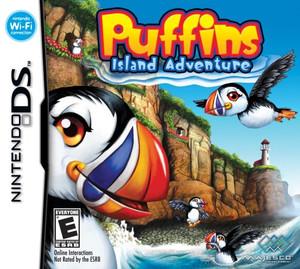 Puffins Island Adventure - DS Game