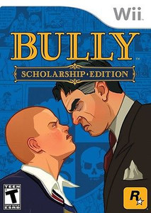 Bully Scholarship Edition - Wii Game