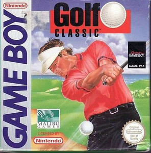 Sports Illustrated Golf Classic - Game Boy Game
