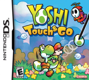Yoshi Touch & Go - DS Game