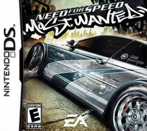 Need for Speed Most Wanted - DS Game
