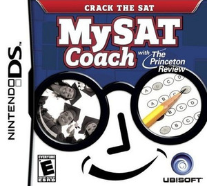 My SAT Coach - Nintendo DS Game