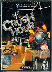WWE Crush Hour - GameCube Game