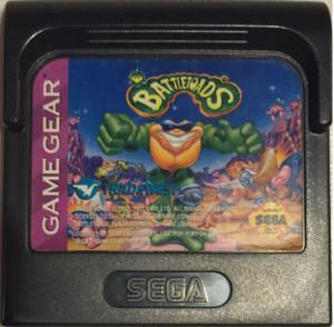 Battletoads - Game Gear Game