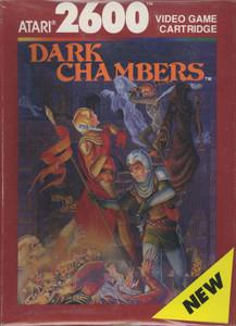 Dark Chambers - Atari 2600