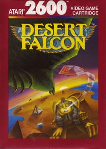 Desert Falcon - Atari 2600 Game