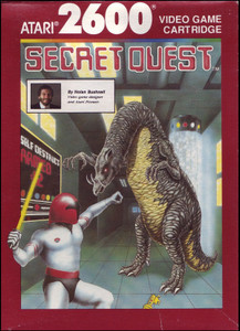 Secret Quest - Atari 2600 Game