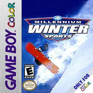 Millennium Winter Sports - Game Boy Color Game