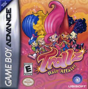 Trollz Hair Affair! - Game Boy Advance Game