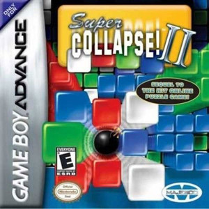 Super Collapse! II - Game Boy Advance Game