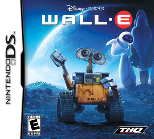 Wall-E - DS Game