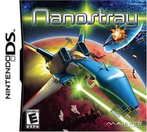 Nanostray - DS Game