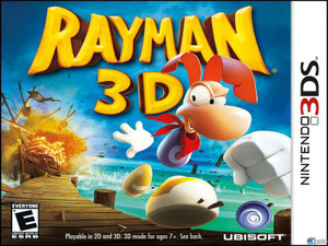 Rayman 3D - 3DS Game