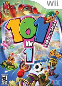 101-in-1 Party Megamix - Wii Game