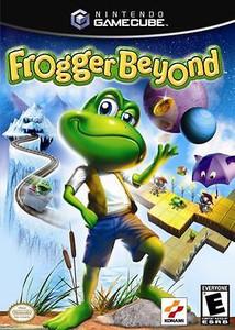 Frogger Beyond - GameCube Game
