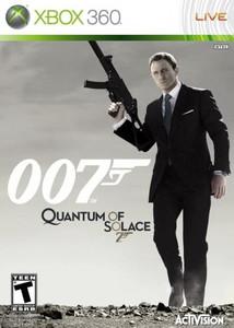 007 Quantum of Solace - Xbox 360 Game
