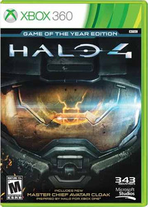 Halo 4 Game of the Year Edition - Xbox 360 Game