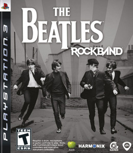 The Beatles Rock Band - PS3 Game