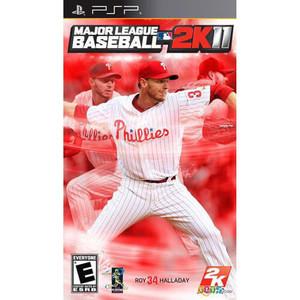 Major League Baseball 2K11 - PSP Game