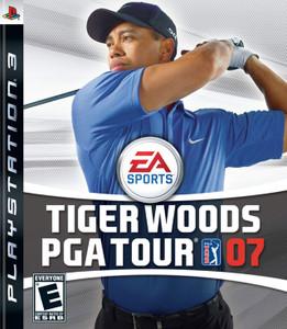 Tiger Woods PGA Tour 07 - PS3 Game