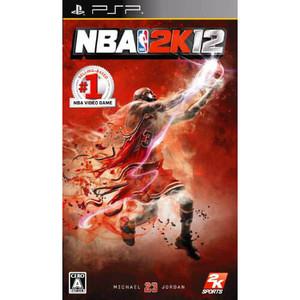 NBA 2k12 - PSP Game